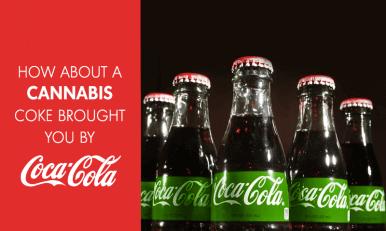 Que diriez-vous d'un Coca Cannabis présenté par Coca-Cola?