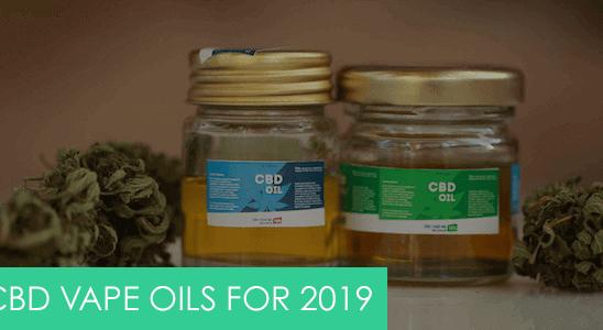 meilleurs liquides de vapeur de cdb pour 2019