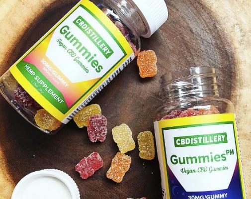 Des bonbons qui veulent que votre ventre se sente mieux, pas pire.