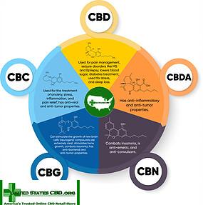 """Quelle est la différence entre les """"CBD à spectre complet"""" et les """"isolats de CBD"""" et le """"CBD à large spectre""""?"""