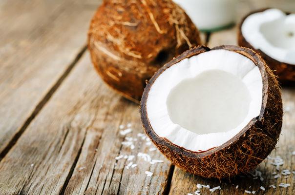 Huile de coco biologique Huile de coco MCT Huile de coco huile de coco