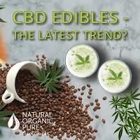 CBD Edibles - La dernière tendance?