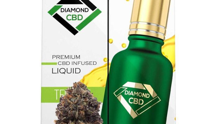Blue Diamond Terps Oil de Diamond, illégale en Californie