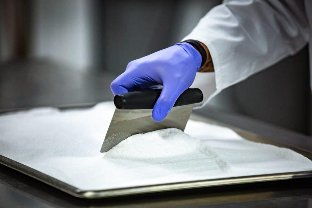 Marché de gros CBD Isolate testé et certifié en laboratoire