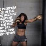 Bryanna Fissori Receptra Naturals MMA CBD