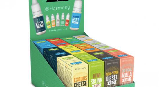 Rauchlosefreiheit Base Flavours Nicotine Base
