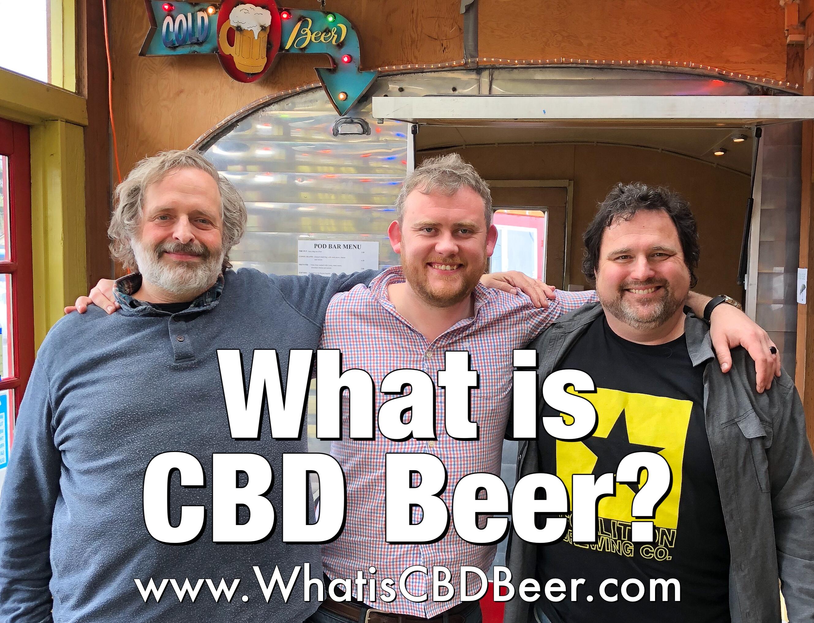 Qu'est-ce que la bière CBD? - Portland Beer Podcast épisode 65