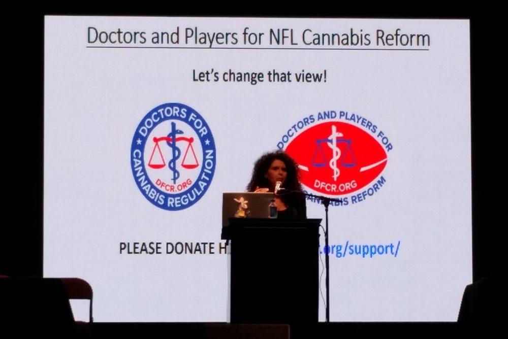 CBD pour les athlètes de la NFL Médecins - United States CBD