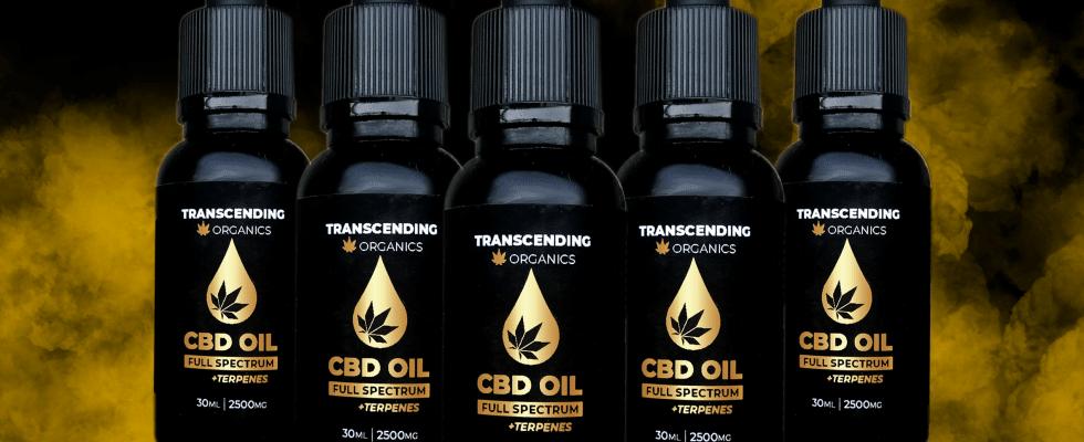 acheter de l'huile de CBD en australie